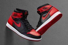 save off 889ae 374d6 Air Jordan 1 Bred Jordan 1 Red, Jordan 1 Royal, Nike Air Jordan Retro