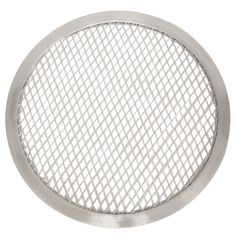 Thunder Group ALPZ09 Seamless-Rim Aluminum Pizza Screen, 9 Inch ** Startling review available here at : Baking pans
