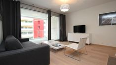 Furnished 3 room apartment Beautiful, bright apartment in a secured building. Ideally located, close to the city center, international organizations, Bright Apartment, Chf, Train Station, Geneva, Organizations, Switzerland, Corner Desk, Building, Room