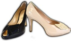 Sabrina Chic 3062 in Black Patent and Nude Patent £159