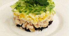 """Классный рецепт - Салат """"Джокер"""" от шефа Эрика! Фантастически вкусный, легкий и быстрый в приготовлении салат из самых доступных ингредиентов..."""