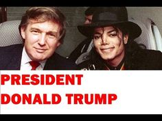 CNN BREAKING NEWS The day that Michael Jackson Dies and President Donald...