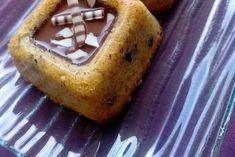 Petits gâteaux tigrés