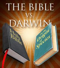 In a recent poll in England, the Bible narrowly beat out Charles  Darwin's
