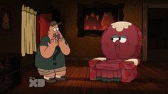 Soos and Abuelita