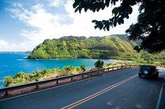 Road trip route: Paia to Hana in Maui, Hawaii