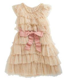 lanvin girls ruffle dress by ...love Maegan, via Flickr