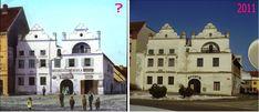 Přehled srovnávacích fotek: SOBĚSLAV (Jihočeský kraj)