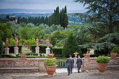 Villa Catignano, Tuscany