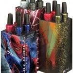 spiderman nail polish