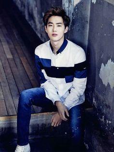 Leader suho #EXO Cr.มิ้นชี่ฐา เอ็กโซแอล