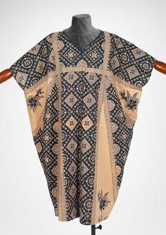 Dashiki (caftan robe), 1970's-80's, West African.