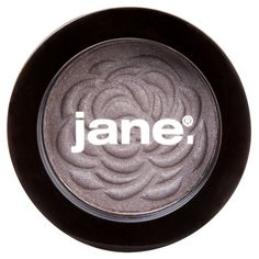 Jane Cosmetics Eye Shadow, Slate Shimmer, 288 Ounce. Slate is a metallic taupe. Experiment and play with an array of shimmery shades. after all, Jane believes that confidence comes in many colors!. Made with rich pigments for intense color. Soft, luxurious texture feels smooth on skin. Embossed with Jane's signature blooms as a symbol to empower and inspire social good.