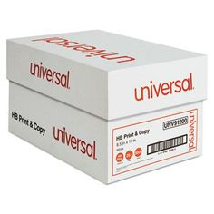 Zuma office supply offer New #Universal #economy copy #paper only &28.98 per carton