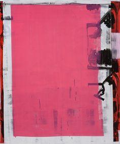 Stuart Cumberland - Pink Nude/Pink Face, 2009 / Oil on Linen / 195 x 160 cm Art For Art Sake, Postmodernism, Minimalist Art, Contemporary Art, Arts And Crafts, Fine Art, Creative, Illustration, Inspiration