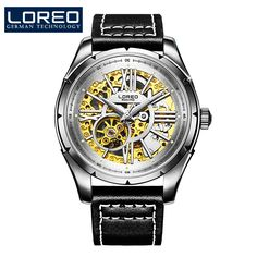 LOREO Germany watches men luxury brand racing skeleton Authentic automatic mechanical sapphire gray Leather relogio masculino   Tag a friend who would love this!   FREE Shipping Worldwide   Buy one here---> https://shoppingafter.com/products/loreo-germany-watches-men-luxury-brand-racing-skeleton-authentic-automatic-mechanical-sapphire-gray-leather-relogio-masculino/