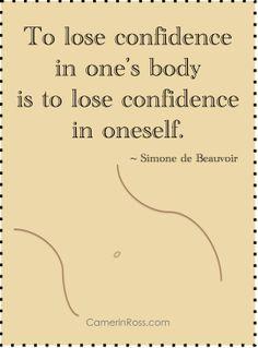 Simone de Beauvoir  | Pin by CamerinRoss.com | |