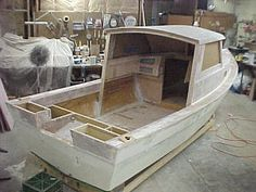 Page 19 - Wooden boat building - Yacht Design, Boat Design, Wooden Boat Building, Boat Building Plans, Kayaks, Classic Wooden Boats, Wood Boat Plans, Boat Projects, Power Boats