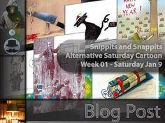Alternative Saturday Cartoons - Week 01-16 - Helpful Tidbits