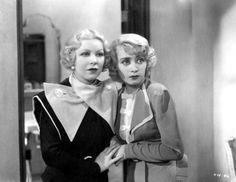 Glenda Farrell & Joan Blondell in Havana Widows (1933)