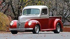 1940 Ford Custom Pickup