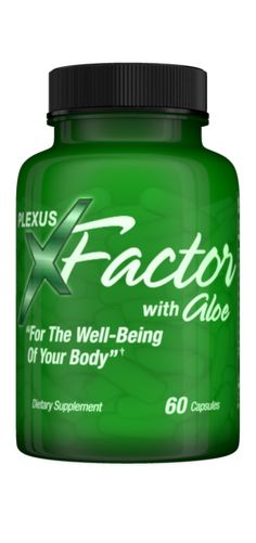 Plexus XFactor - Plexus X Factor is a turbocharged multivitamin and antioxidant supplement with a never-before-seen formulation of a patented aloe blend, New Zealand Blackcurrant, and vitamins. All of which results in vastly improved absorption and assimilation for optimal nutrition and wellness protection.