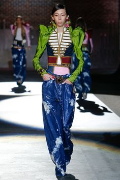 Milan Fashion Week - Dsquared2