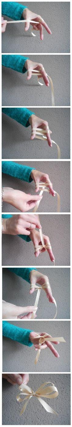 Makkelijk-zelf-met-een-strik-met-dubbele-lus-maken