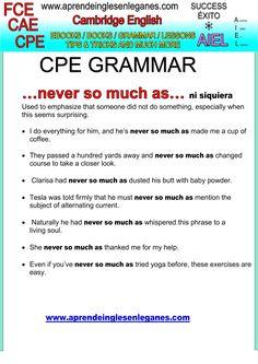 Advanced English Grammar, Learn English Grammar, English Idioms, English Language Learning, English Phrases, Learn English Words, English Study, English Lessons, French Lessons