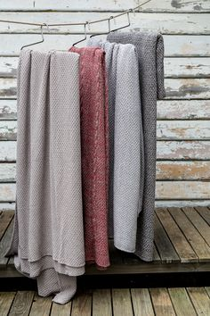 chunky knit blankets ~ australian made ~ luna home