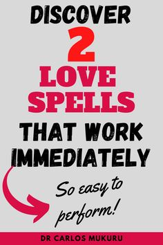 Discover 2 easy to use free love spells that work immediately and does not require any materials. If you have lost your partner and feel so broken, these spells when performed right your lover will come back on thier knees begging. Don't delay too long to give them a chance to get other ideas or get grabbed by someone else. Take action now and save your love. #BlackMagic, #LoveSpells, #LoveSpellsthatwork, #moneyspells, #protectionspell, #Psychic, #relationship, #spellsofmagic, #VoodooSpells Do Love Spells Work, Free Love Spells, Easy Spells, Love Spell That Work, Powerful Love Spells, Make It Work, Ex Love, Strong Love, Love Binding Spell