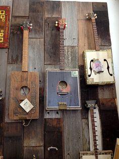 A Visit to Matty Baratto's Guitar Shop - Hollywood's Cigar Box Guitar Builder to the Stars – Cigar Box Nation