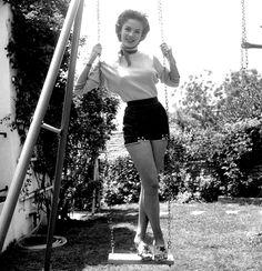 Natalie Wood ...1957