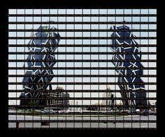 Juxtapoz Magazine - Thomas Kellner's Mosaic-like Photomontages