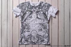 """ALCHEMY""  #alchemy #tee #tshirt #teeshirt #forhim #men #bw #blackandwhite"