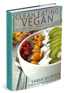 My Darling Vegan FREE Clean Eating Vegan Recipes eBook