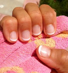 How To Paint Your Own French Tips