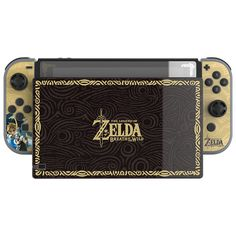 PDP Nintendo Switch Zelda Collector's Edition Screen Protector & Skins - Black/Gold : Nintendo Switch Accessories - Best Buy Canada
