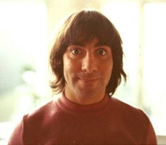 Keith Moon being as adorable as ever!