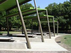 Pecan Grove Park Pavilion | Good Fulton & Farrell | Archinect