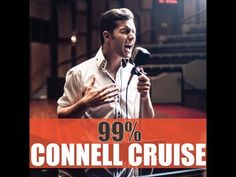 Connell Cruise - 99% (Audio clip) Cruise, Audio, Fun, Fictional Characters, Cruises, Fantasy Characters, Funny