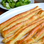 PUFF PASTRY BREADSTICKS
