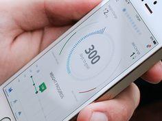 #dashboard #mobile #design #ui #circle #smartphone #data