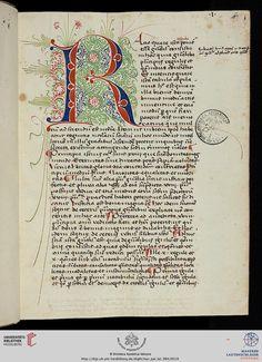 facsimile Medieval Books, Medieval Manuscript, Illuminated Letters, Illuminated Manuscript, Lettering Design, Hand Lettering, Illumination Art, Book Of Hours, Sketchbook Inspiration