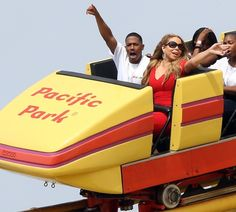 How To Ride A Roller Coaster Like Mariah Carey
