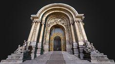 Petit Palais - Paris by Drones Imaging