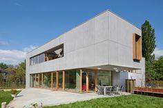 Architectura - Belgische Prijs voor Architectuur en Energie: Eengezinswoning Blanden van Hasa architecten