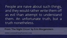 'The Night Circus' by Erin Morgenstern | Lessons From Fantasy