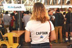 Nos Captains sont inspirés & inspirants, dynamiques, joyeux, casse-cous, voyageurs, aventuriers, fins négociateurs, orateurs, influenceurs, leaders... Quoi ? C'est votre profil ? Mais qu'attendez-vous ?! émoticône grin  Embarquez à bord du paquebot LikeLunch et diffusez la culture #networking autour de vous...
