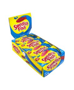Swedish Fish, Fish Shapes, Gourmet Gifts, Cherry, Fishing, Classic, Sweet, Food, Products